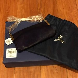 Genuine Swarovski Pony Hair Handbag